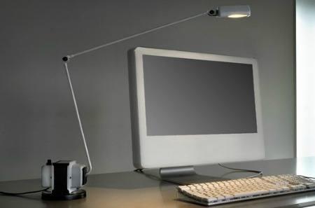 Desk Lamp For Computer Work.